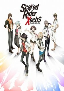 Scared Rider Xechs's Cover Image