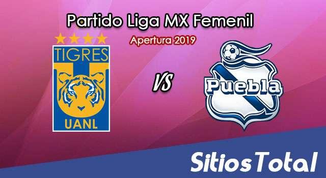 Ver Tigres vs Puebla en Vivo – Liga MX Femenil – Apertura 2019 – Lunes 19 de Agosto del 2019