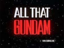 All That Gundam's Cover Image