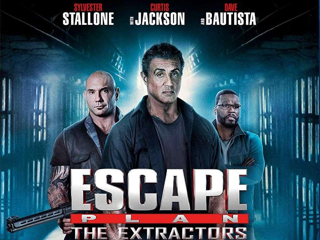 Σχέδιο Απόδρασης: Προσωπική Υπόθεση (Escape Plan: The Extractors) Quad Poster Πόστερ
