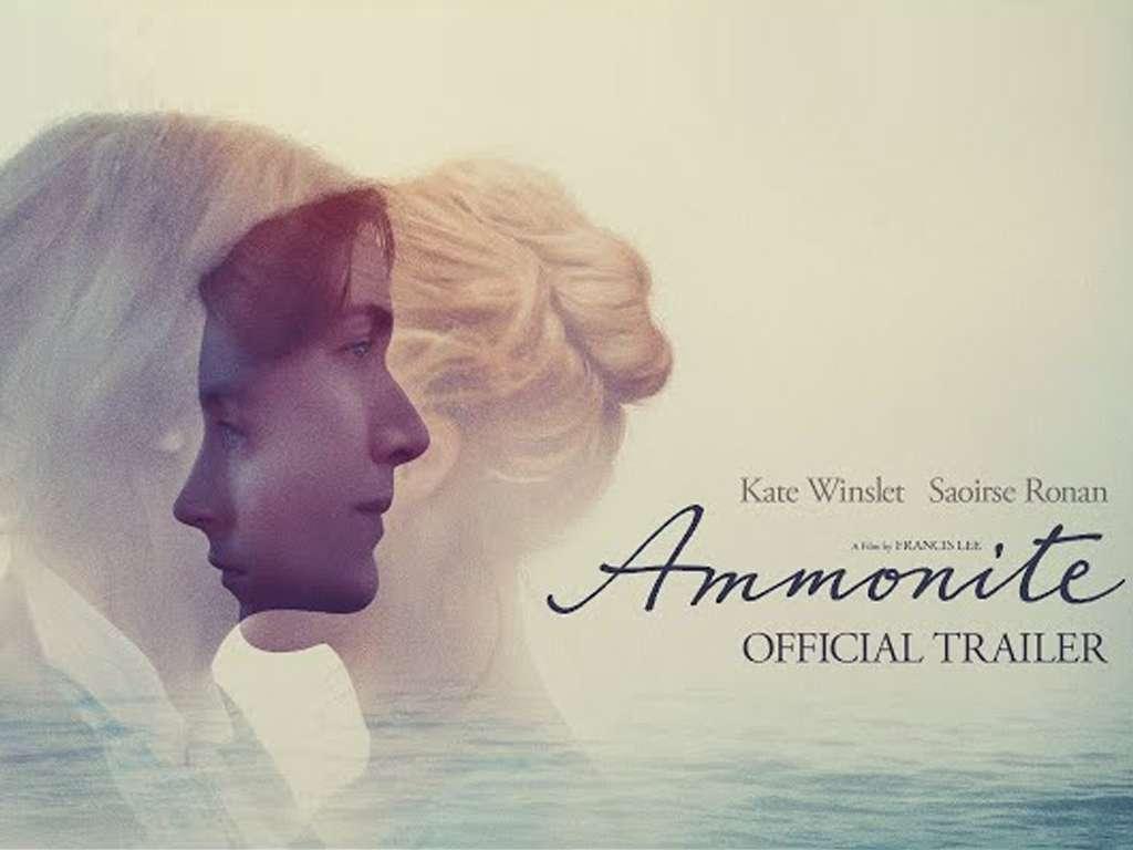 Αμμωνίτης (Ammonite) Poster Πόστερ Wallpaper