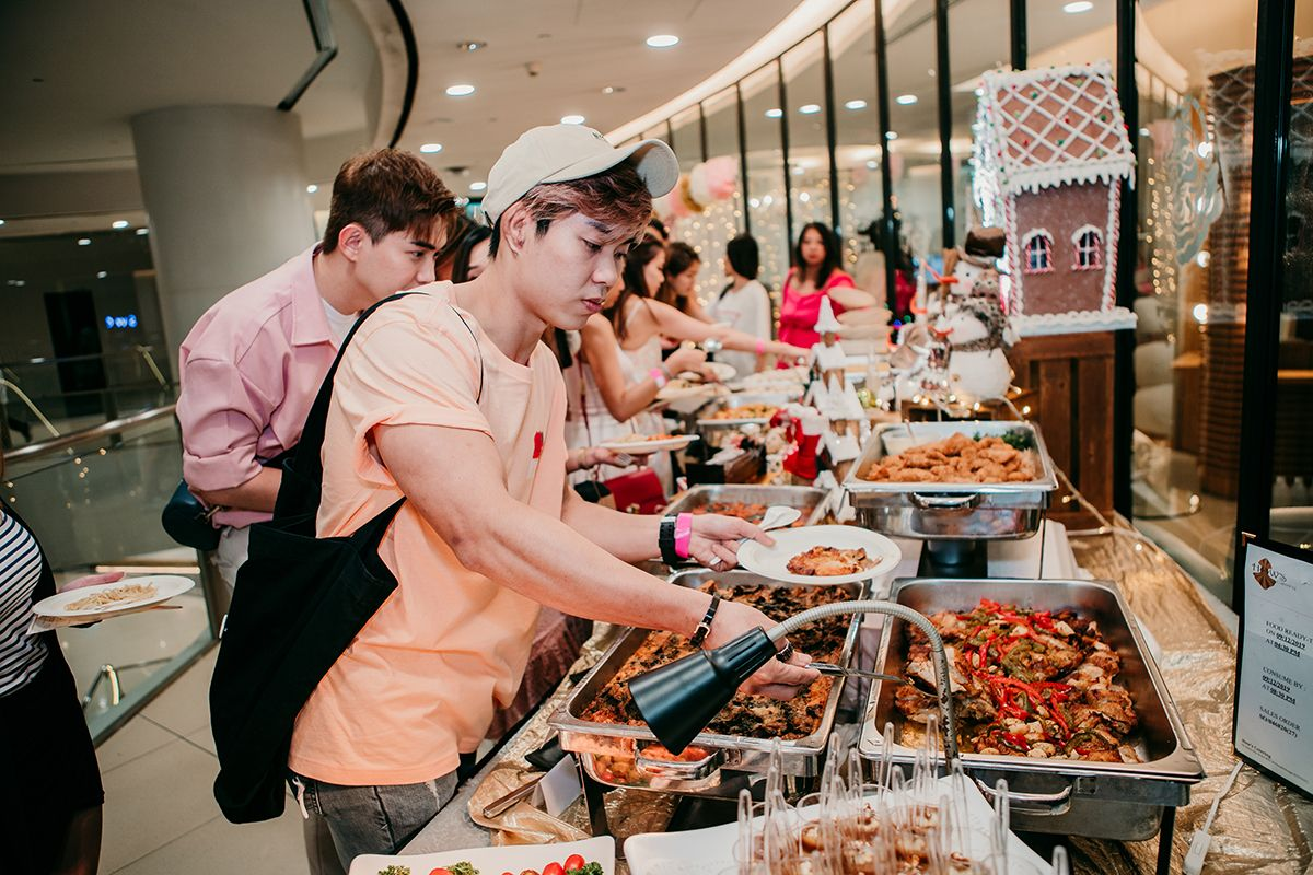 How's Catering Buffet Catering Singapore