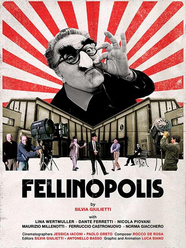 Φελινόπολη Fellinopolis Poster
