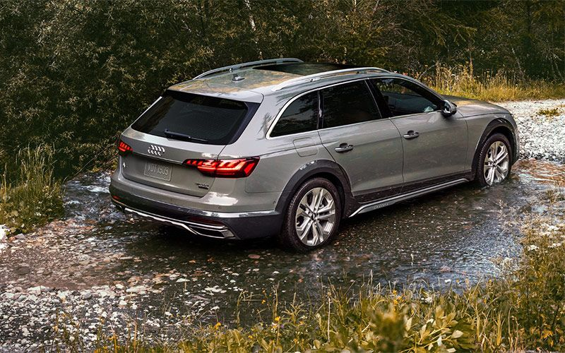 Audi A4 allroad Design