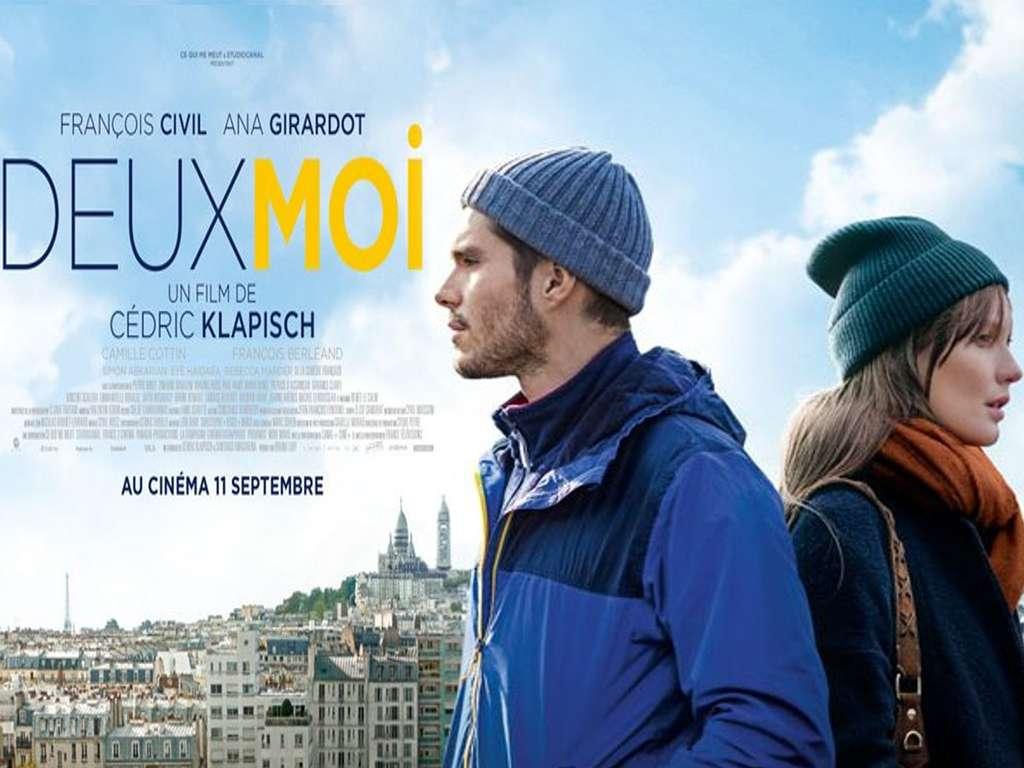 Μόνοι στο Παρίσι (Deux moi / Someone, Somewhere) Poster Πόστερ Wallpaper