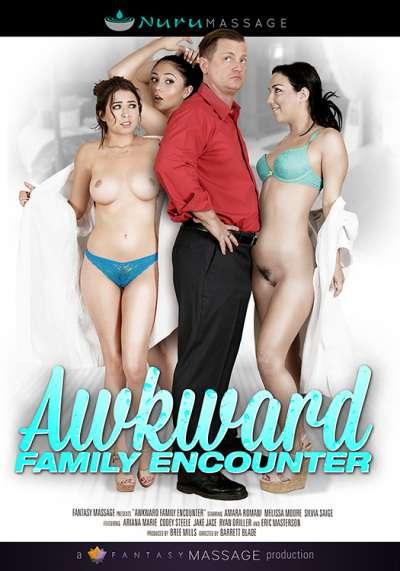 Постер:Неловкие Семейные Встречи