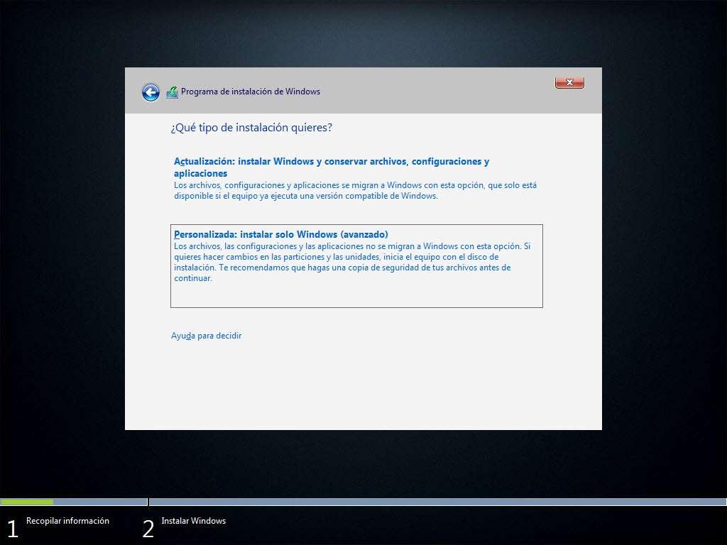 descargar windows 7 minios pro 2021