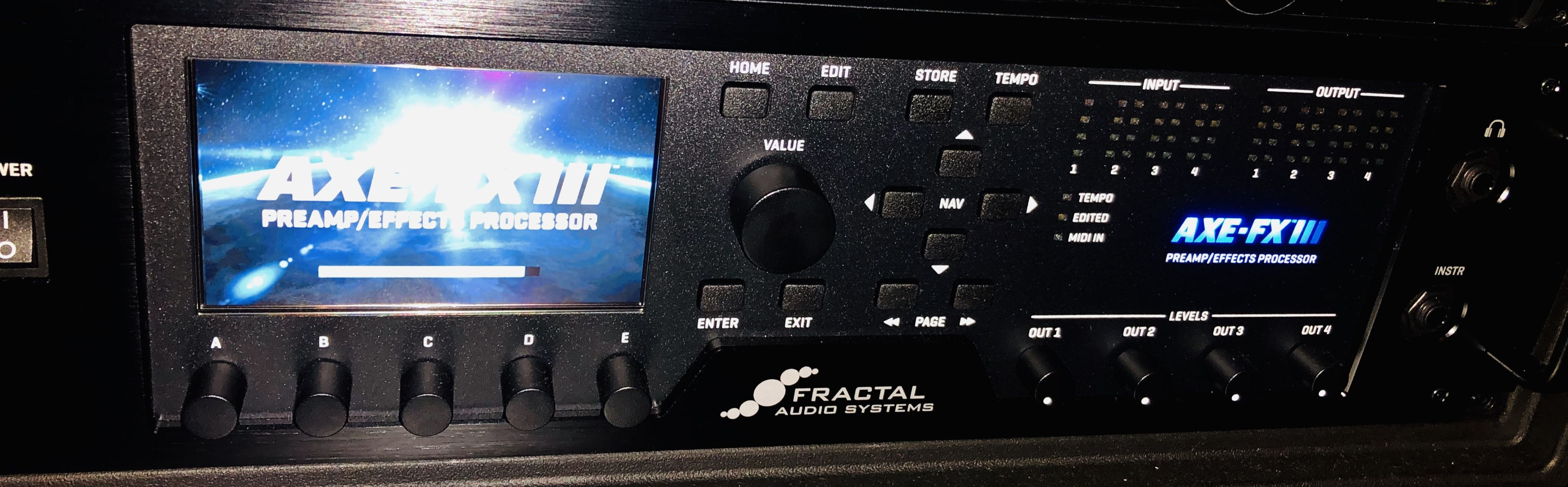 Sold - Like New Fractal Axe-FX III + FC-6 Bundle | The Gear Page