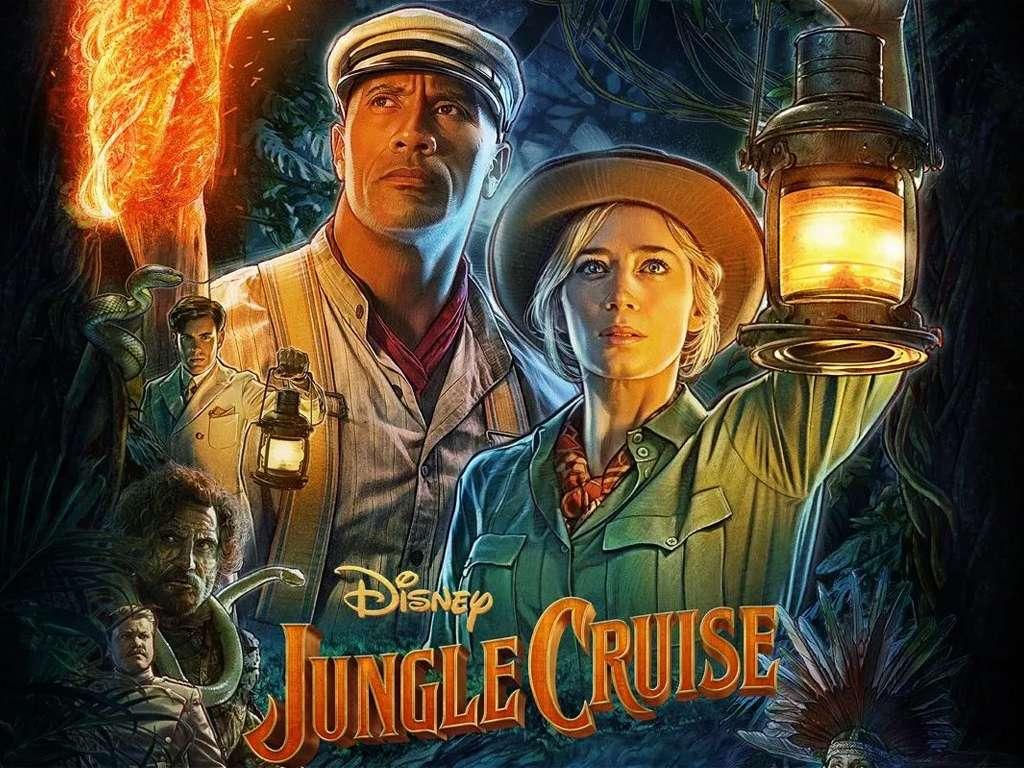 Περιπέτεια στη Ζούγκλα (Jungle Cruise) - Trailer / Τρέιλερ Movie