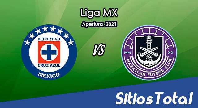 Cruz Azul vs Mazatlán FC en Vivo – Canal de TV, Fecha, Horario, MxM, Resultado – J1 de Apertura 2021 de la Liga MX