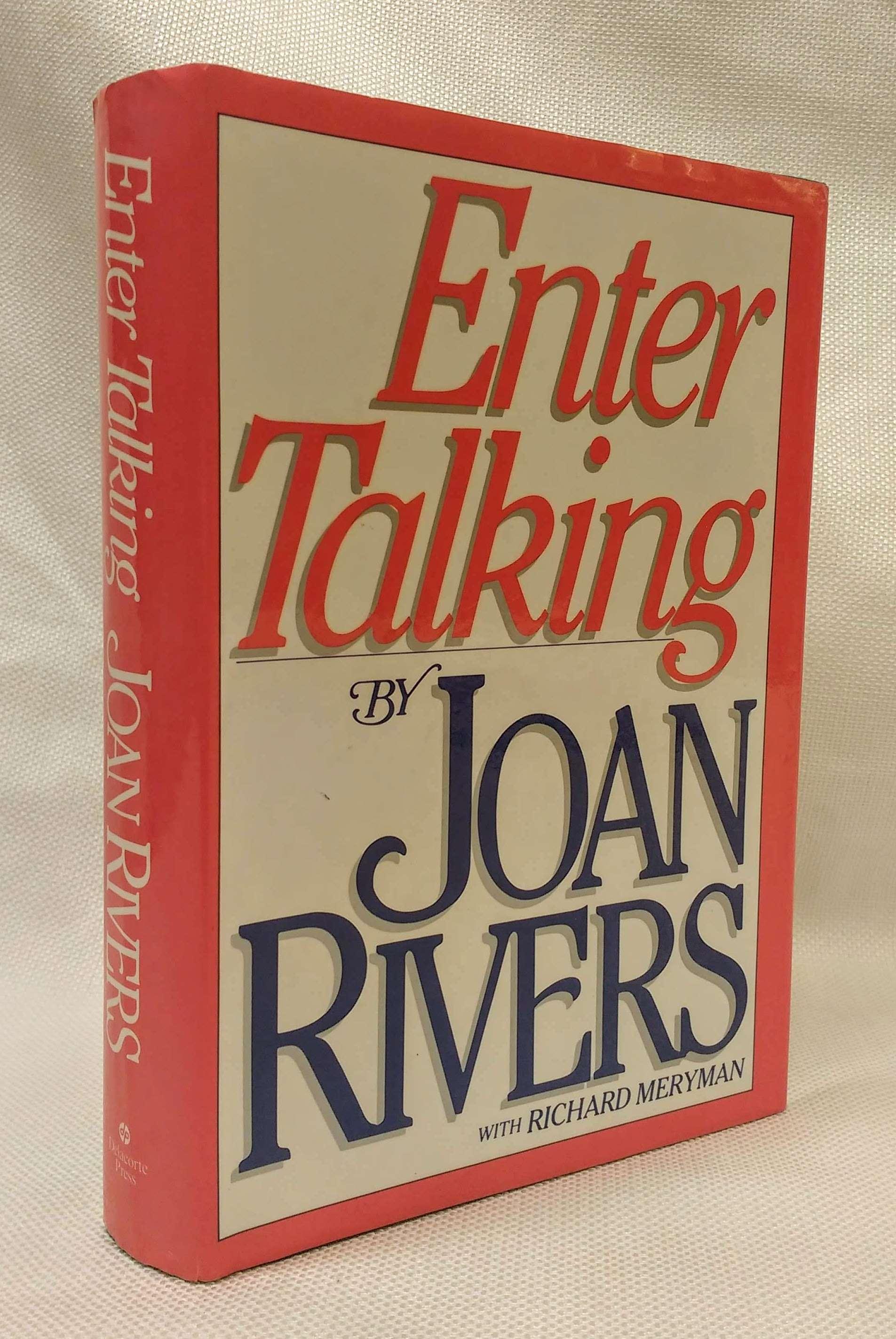 Enter Talking, Joan Rivers; Richard Meryman