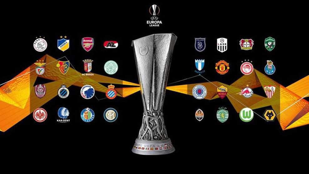 Resultados de los Dieciseisavos de final (ida) de la Europe League