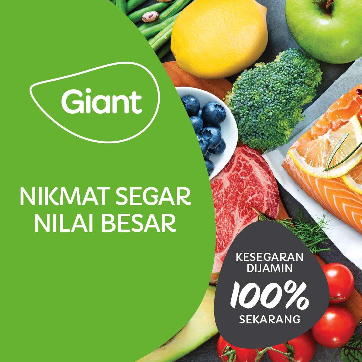 Giant Catalogue (25 June 2021 - 27 June 2021)
