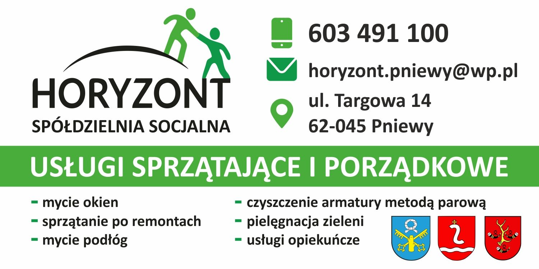 Horyzont – usługi sprzątające iporządkowe