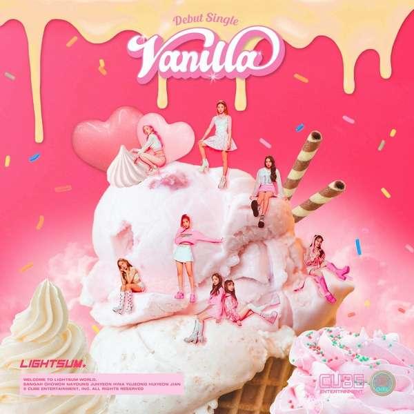 [Single] LIGHTSUM – Vanilla (MP3)