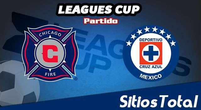 Chicago Fire vs Cruz Azul en Vivo – Leagues Cup – Martes 23 de Julio del 2019