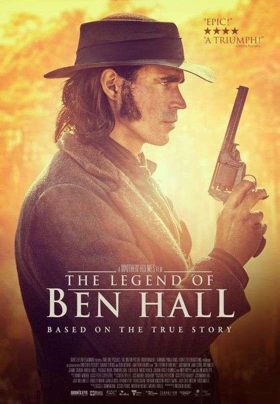 تحميل فيلم The Legend of Ben Hall 2016 1080p BluRay مترجم