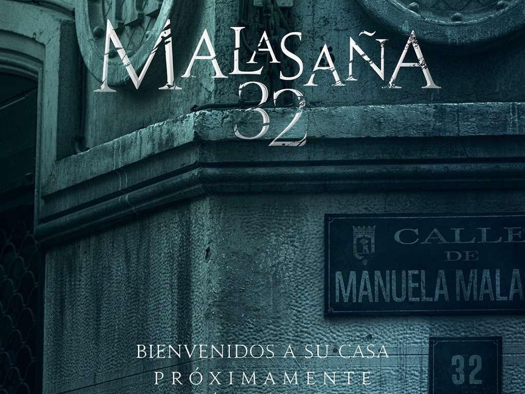 Οδός Μαλασάνια 32 (Malasaña 32) Quad Poster