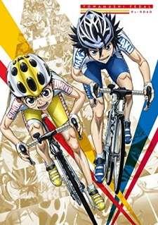 Yowamushi Pedal: Re:ROAD's Cover Image
