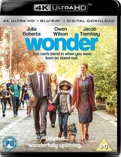 Wonder (2017).mkv UHD 2160p 4K HDR HEVC Untouched iTA DTS+AC3 ENG TrueHD+AC3 Subs