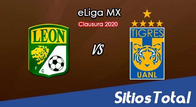León vs Tigres en Vivo – eLiga MX – Viernes 5 de Junio del 2020