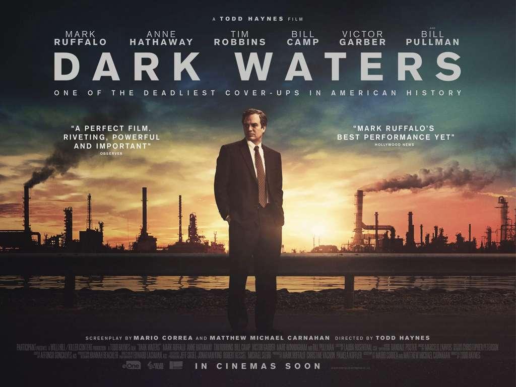 Σκοτεινά Νερά (Dark Waters) Poster Πόστερ Wallpaper
