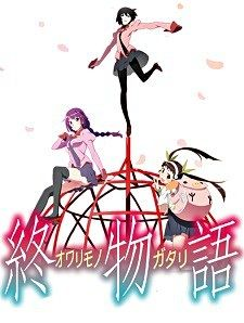 Owarimonogatari 2nd Season's Cover Image