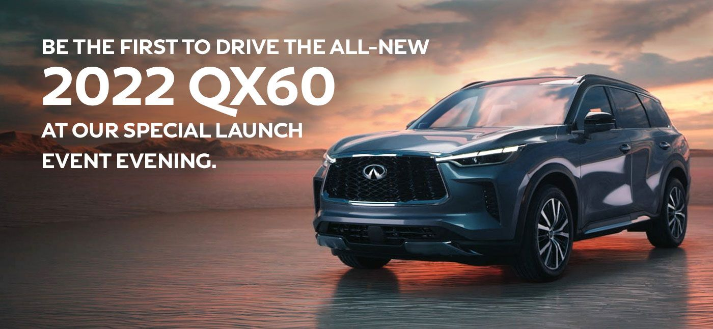 You're invited to a special event at Germain INFINITI of Easton