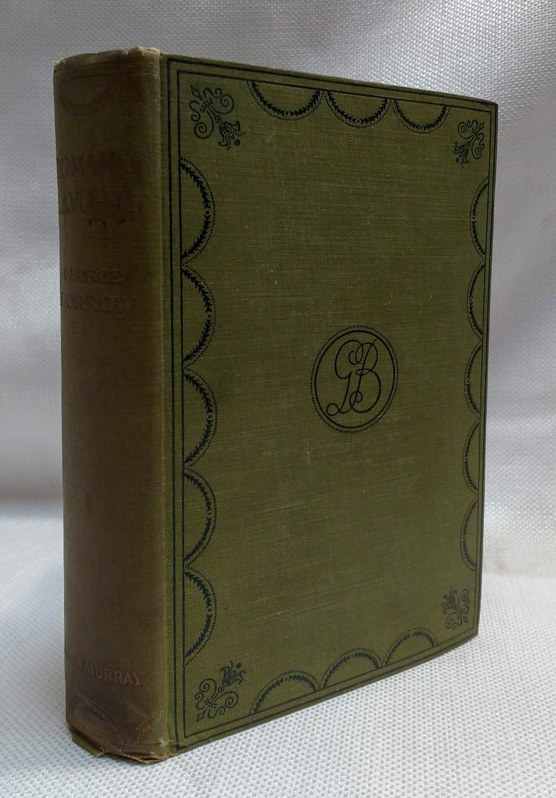 Romano lavo-lil: Word-book of the Romany; or, English Gypsy language, Borrow, George Henry