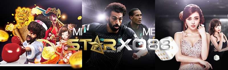 Pilihan Permainan Judi Online di StarXO88