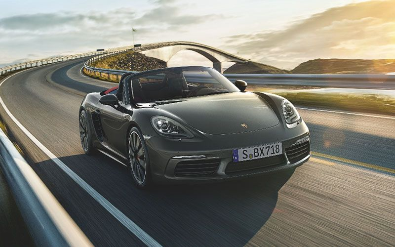2019 718 Boxster Lease Deal in Ann Arbor, Michigan