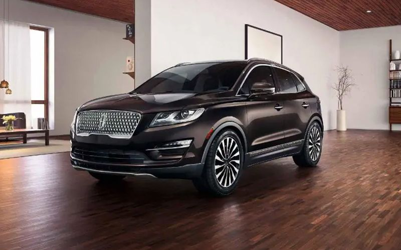 Lincoln MKC Black Label