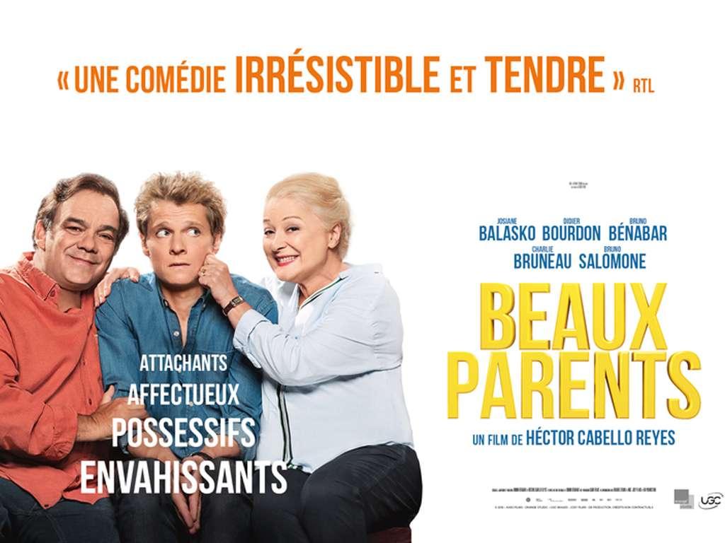 Ο Γαμπρούλης Μας (Beaux-parents) Movie