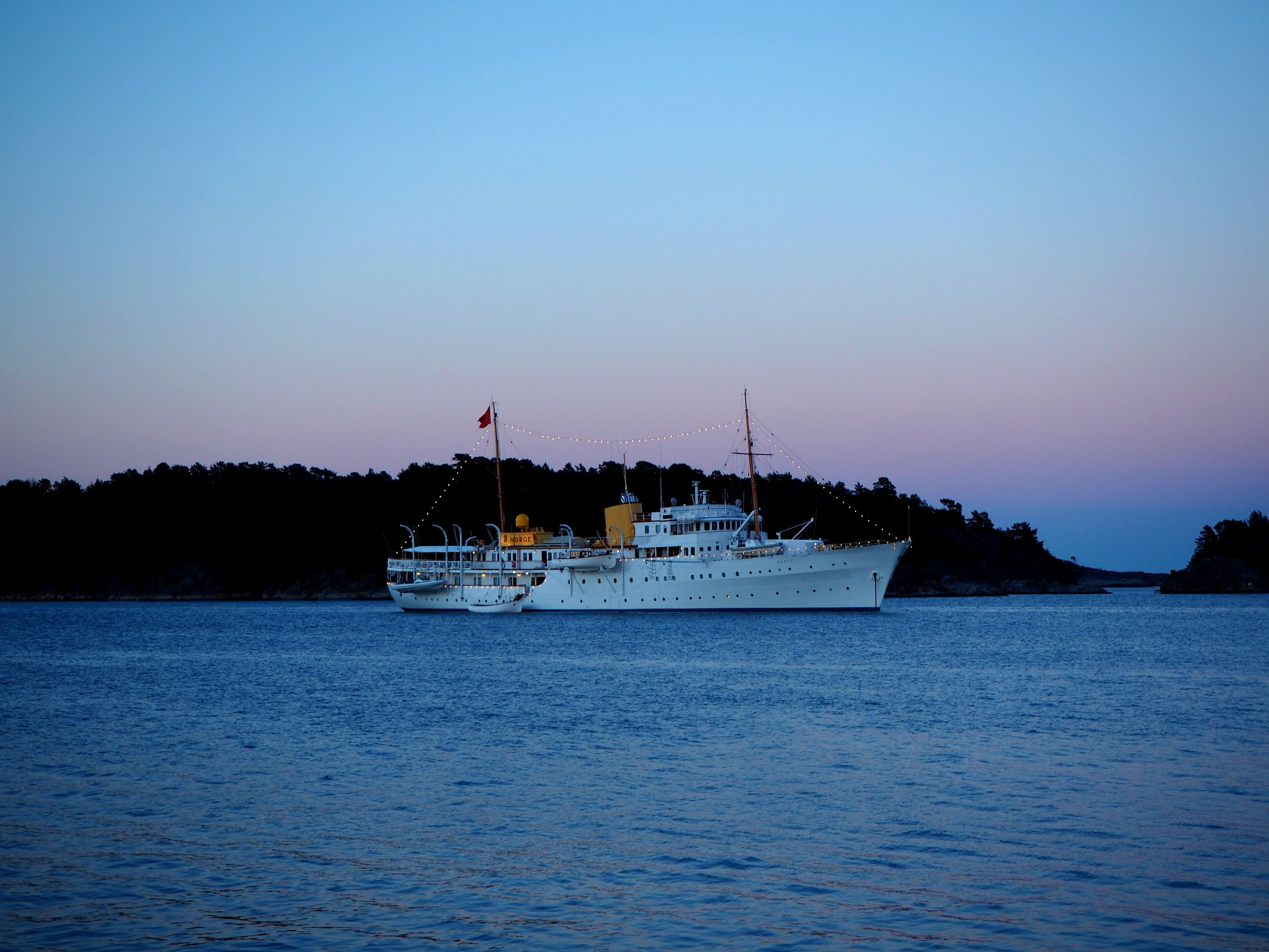 Kongeskipet (Royal Yacht of the King of Norway)