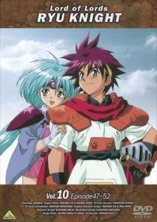 Haou Taikei Ryuu Knight's Cover Image