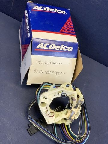 1951 chevy wiring harness acdelco d6217 gm 1972751 oem turn signal switch relay wiring  oem turn signal switch relay wiring