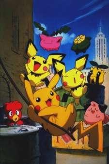 Pokemon: Pichu to Pikachu's Cover Image