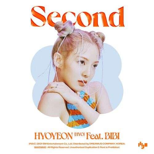 효연 (HYO) – Second (Feat. 비비 (BIBI)) MP3