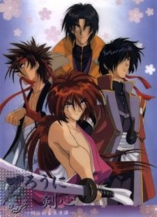 Rurouni Kenshin Special's Cover Image