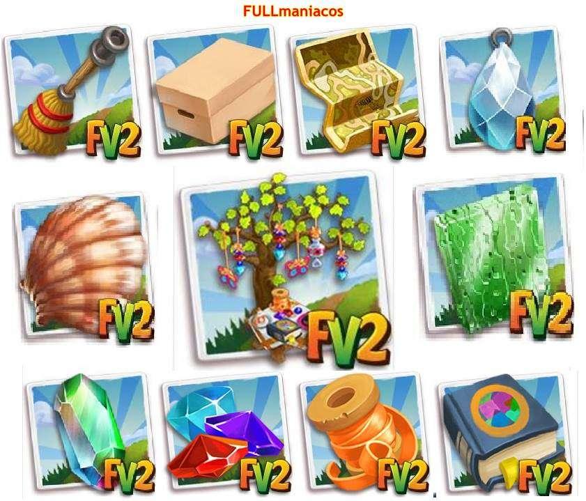 Farmville 2 Nuevo Atelier de Parasoles