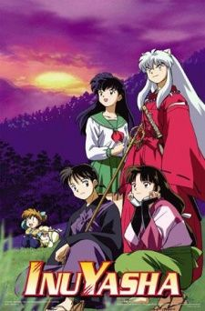 InuYasha's Cover Image