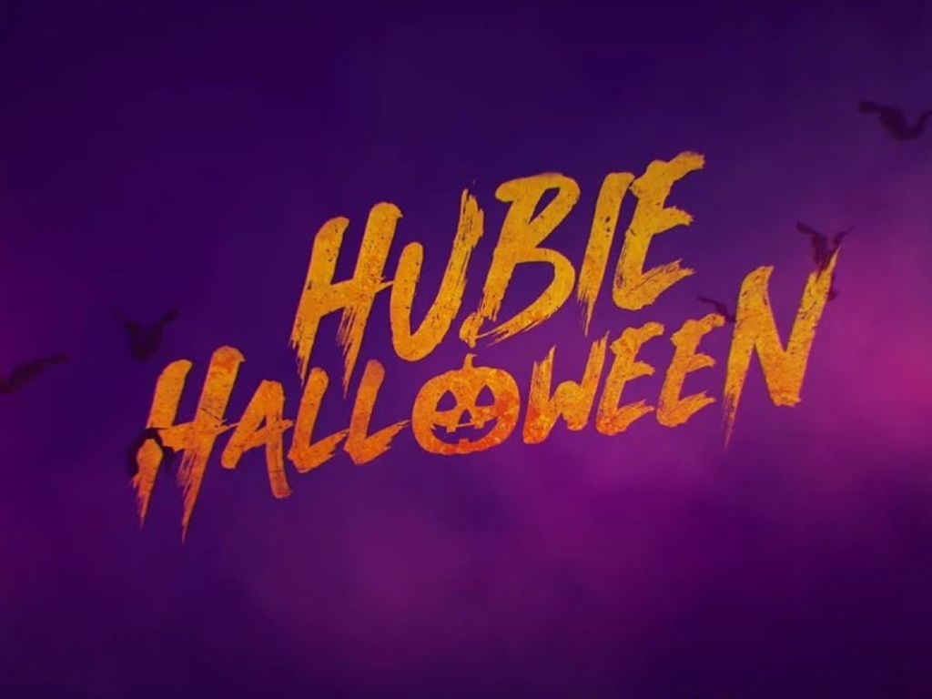 Hubie Halloween Quad Poster