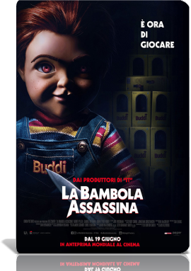 La Bambola Assassina (2019).mkv MD MP3 720p HDTS - iTA