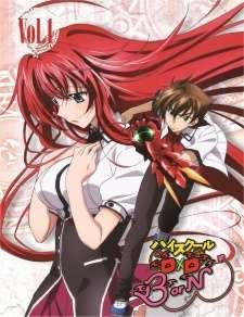 High School DxD BorN: Ishibumi Ichiei Kanzen Kanshuu! Mousou Bakuyou Kaijo Original Video's Cover Image