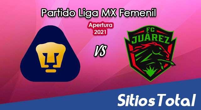 Pumas vs FC Juarez en Vivo – Transmisión por TV, Fecha, Horario, MxM, Resultado – J10 de Apertura 2021 de la Liga MX Femenil