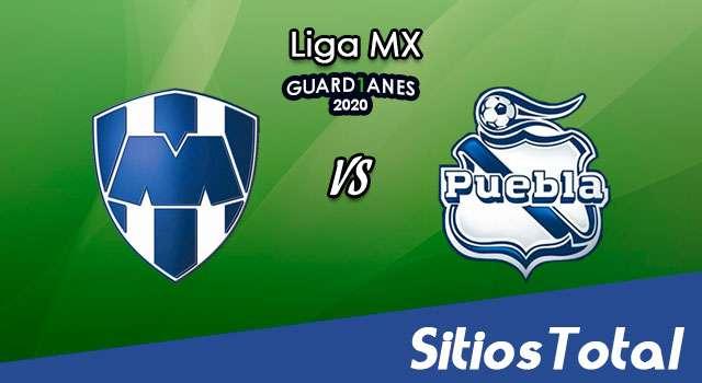 Monterrey vs Puebla en Vivo – Liga MX – Guardianes 2020 – Domingo 22 de Noviembre del 2020
