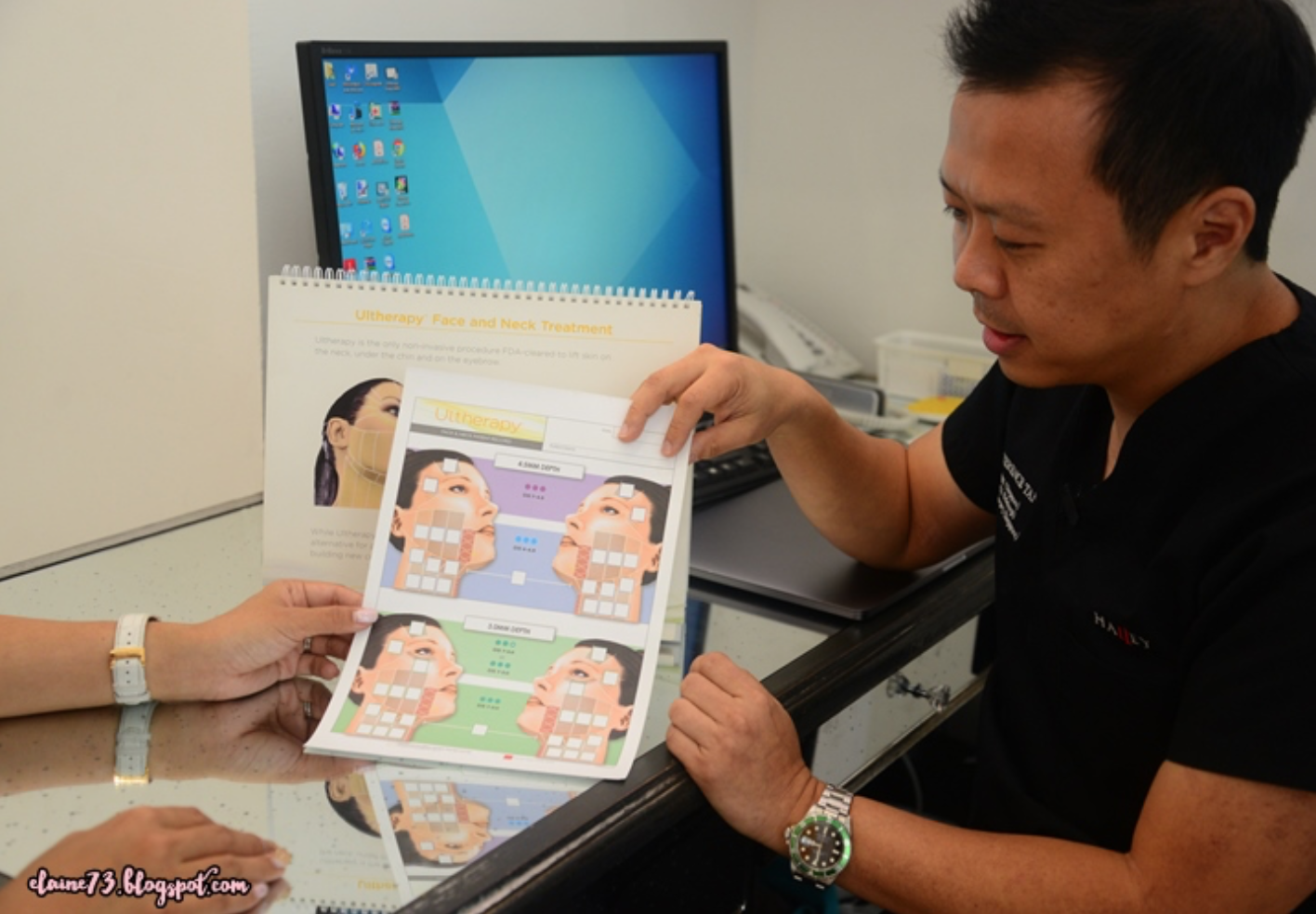 Ultherapy Review Halley Medical Aesthetics Singapore
