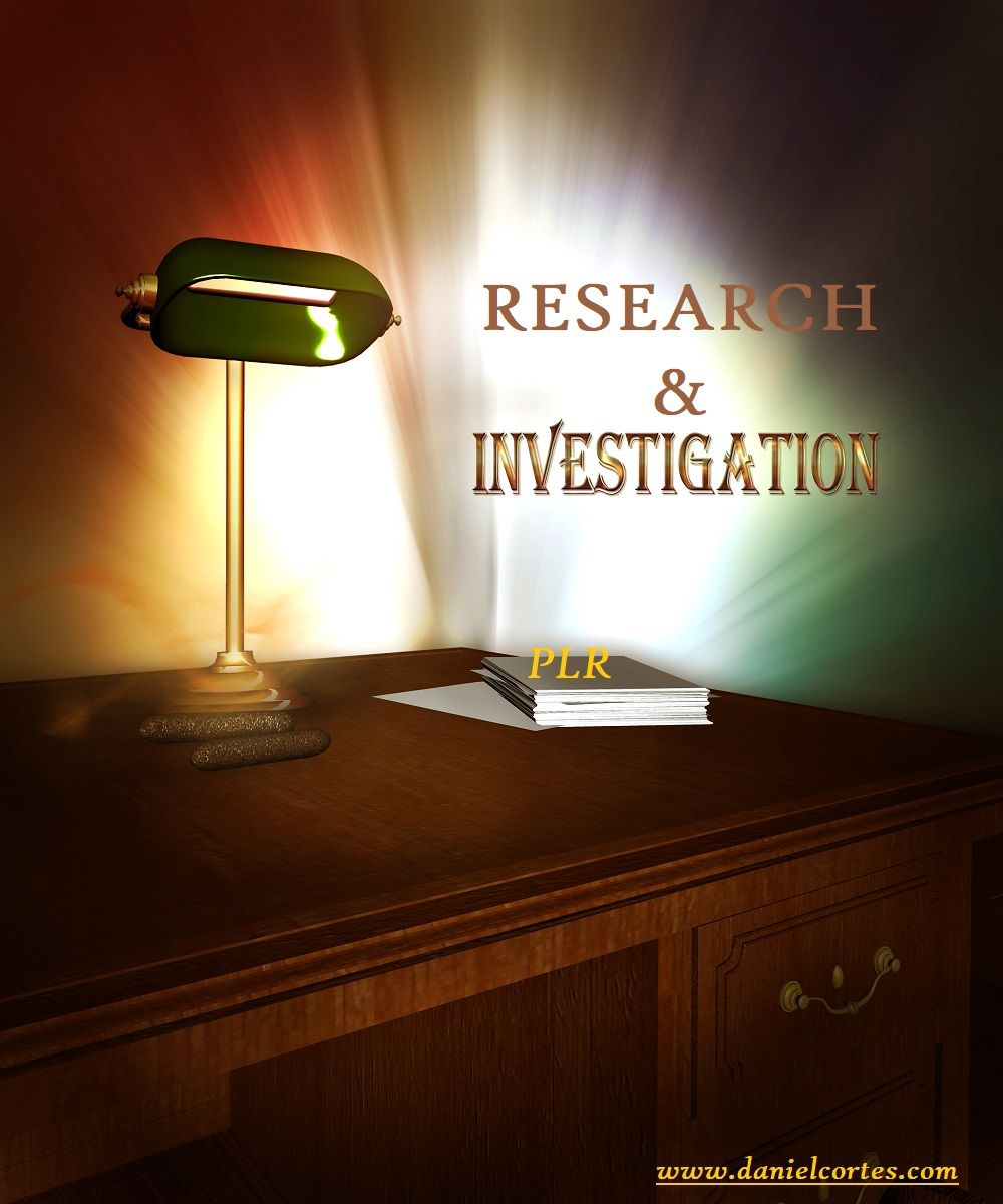 danielcortes.com - Investigation and Research - How To Use PLR Products