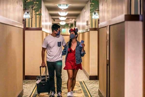 Disney's Grand Californian Hotel & Spa reabrirá el 29 de abril de 2021