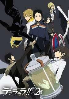 Durarara!!x2 Ketsu's Cover Image